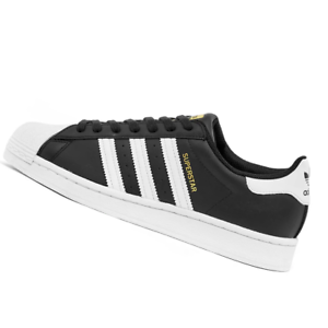 ADIDAS-WOMENS-Shoes-Superstar-Core-Black-amp-White-FV3286