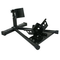 Motorcycle Stand Wheel Chock Pit Trailer Stop Replaces