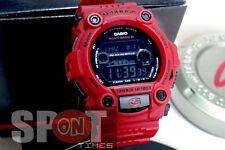 Casio G Shock Burning Red Solar Watch GW-7900RD-4  GW7900RD 4
