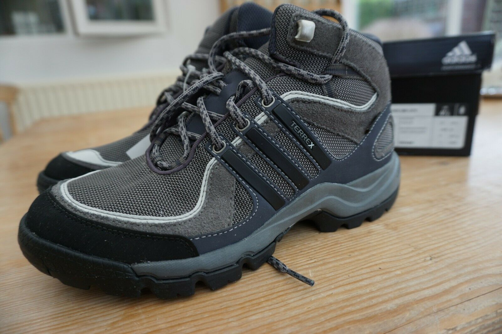 Womens Adidas Swift Hike Mid GTX Hiking Boots