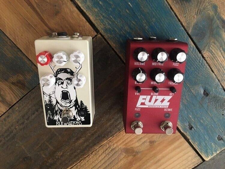 Jackson Audio, Pine-box Customs Fuzz, Andet mærke Modular