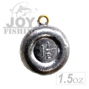 10LBS Bulk Pack// 10 pound lot Torpedo 12oz Tackle Lead Fishing Sinker Weights