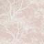 Rose poudrée Whispering Arbres Papier Peint par Holden Statement 65400