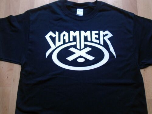 Slammer t-shirt,thrash metal,Acid reign.slayer,exodus,Xentrix,anthrax,Sabbat