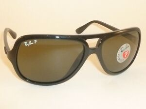 a5bbdd1aa8fd2 ... top quality image is loading new ray ban sunglasses black frame rb 4162  1f576 8b3c7