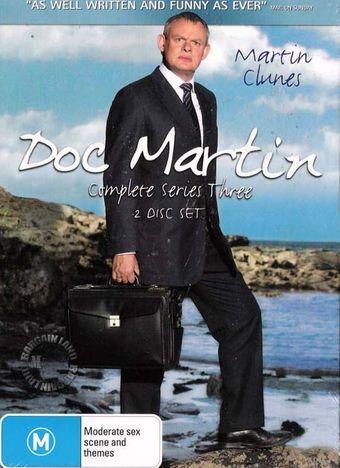 1 of 1 - DOC MARTIN Season 3 : NEW DVD
