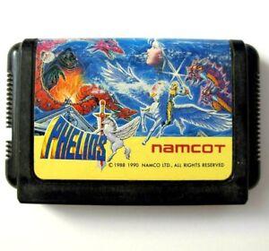 Rare-PHELIOS-JAP-NTSC-version-jeu-Sega-Megadrive-Original-Game-Sega-Mega-Drive
