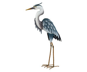Regal Art And Gift Blue Heron Garden Decor Down Statuary 12280 Ebay