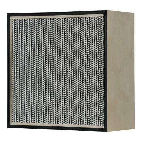HEPA Filter Schwebstofffilter H13 610x610x292mm MDF Laserrauch Schweißrauch