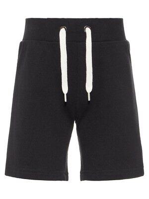 Name It Giovani Shorts Pantaloni Jogging Vermond Nero Taglia 92 A 164-mostra Il Titolo Originale Meno Caro