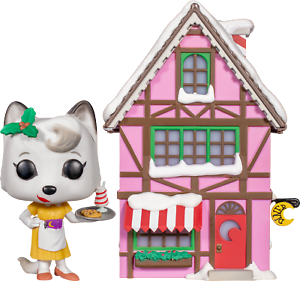 Alice Cranberry With Crescent Moon Diner Light Up Funko Pop Vinyl New in Box