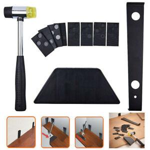 Wood-Flooring-Laminate-Installation-Kit-Wooden-Floor-Fit-Tool-Craft-20-Spacers