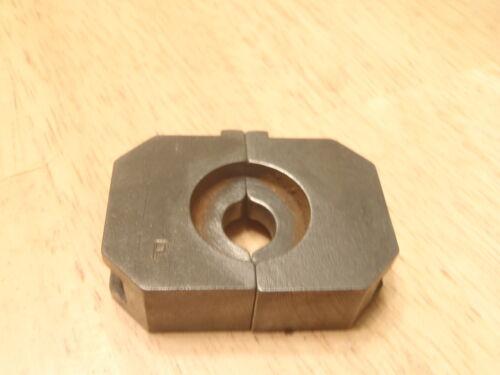 """Kearney Blackburn OD58 Compression Crimper Tool /""""P/"""" /""""O/"""" Type Die Set Huskie"""