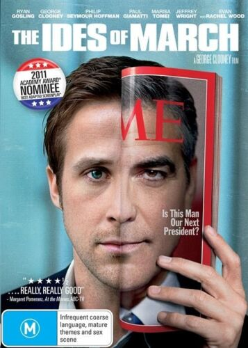 1 of 1 - The Ides Of March (DVD, 2012)GEORGE CLOONEY GENUINE REGION 4 NEW/SEALED
