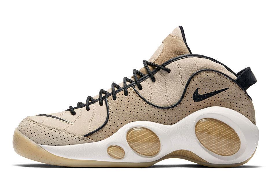 2018 Nike Air Nikelab QS Zoom Flight 95 size 10. Black Mushroom Tan 941943-001
