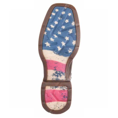 Durango Rebel DB5554 Mens Patriotic Pull-On Western Boots