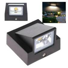 3W LED Wall Sconce Light Outdoor Waterproof Building Exterior Gate Garden Lamp
