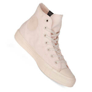 Converse-Chucks-Hi-Pink-Orange-Quartz-High-Women-039-s-Sneakers-CTAS-HI-157627c