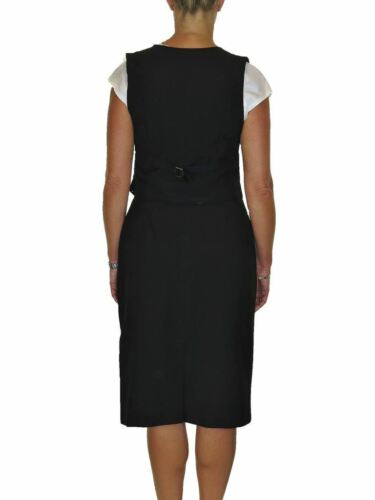 Fully Lined Skirt Waistcoat Suit Evening Business Office NEW 12-20