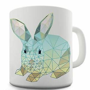 Twisted-Envy-Geometric-Rabbit-Ceramic-Mug