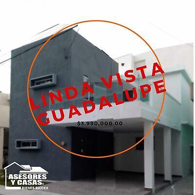 CASA EN VENTA EN ZONA LINDA VISTA EN GUADALUPE A ESPALDAS DE LA PREPA 22