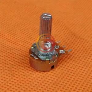 2PCS RD1480-01A 50K OHM 20mm Linear Taper Potentiometer Pot B50K