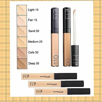 Maybelline FIT ME Concealer Full size You Choose Shade