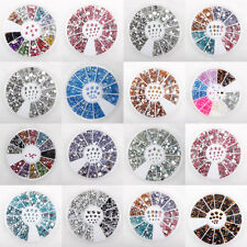 Various Rhinestones Pearls Wheels Nail Body Art Face Gems Festival Costume Craft