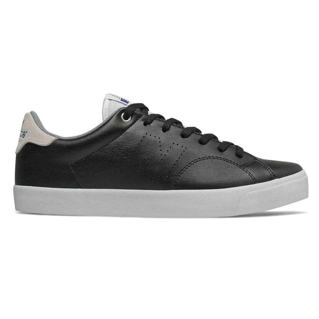 Zapatos de Cuero Numeric  AM210  New Balance Tenis (Negro) Para Hombre Sintético