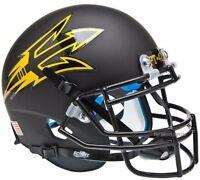 Arizona State Sun Devils Black Pt 42 Schutt Xp Authentic Football Helmet