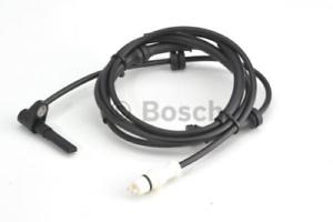 Raddrehzahl für Bremsanlage Vorderachse BOSCH 0 265 007 086 Sensor