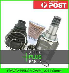 Fits-TOYOTA-PRIUS-V-ZVW4-2011-Current-Inner-Joint-Left-25X50X24