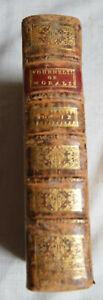 1750 CONTINUATIO PRAELECTIONUM T9 THEOLOGICARUM HONORATI TOURNELY BE CUIR