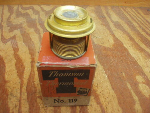 1949 1950 1951 1952 1953 Ford V-8 radiator thermostat 1BA-8575-B NORS!