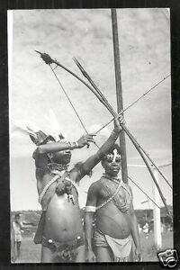 Arfak Papua Archer Vogelkop New Guinea Indonesia 50s