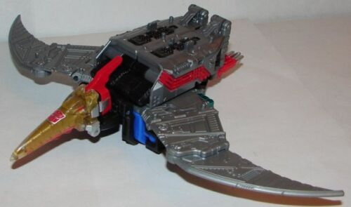 Transformers Power Of The Primes SWOOP Complete Dinobot Potp
