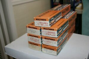 HO-7-WALTHERS-PASS-CAR-KITS-AS-PICTURED-NO-TRUCKS-FROM-ESTATE-GS