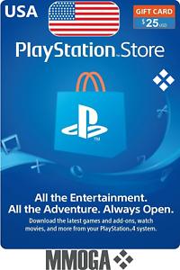 Playstation-Network-tarjeta-de-regalo-de-25-USD-PSN-store-card-PS3-PS4-PS-Vita-US