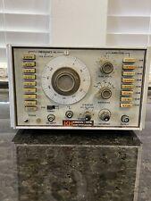 Krohn Hite 5400a Function Generator Vintage