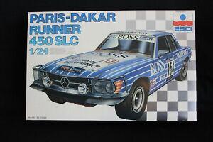 ESCI-Mercedes-Benz-450-SLC-Paris-Dakar-Ruinner-1-24-JS