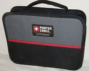 Image Is Loading New Porter Cable Soft Side 12v 12 Volt