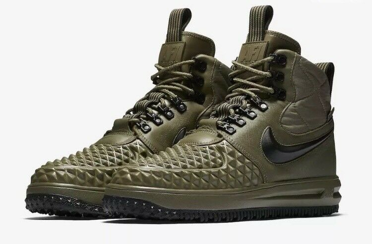 NIKE LUNAR FORCE 1 DUCK BOOT MEN'S US SIZE 10.5 STYLE