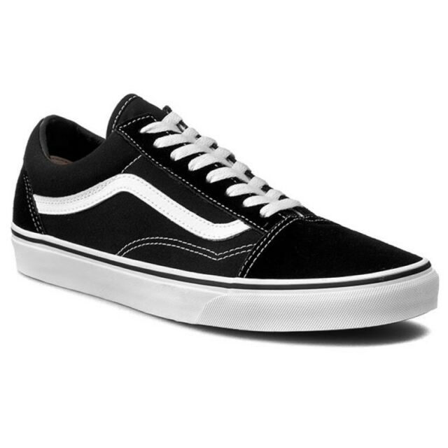 Vans Unisex Old Skool Skate Shoe 12 D(M