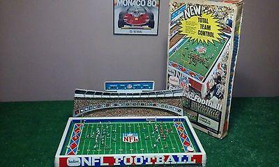 Vintage Tudor NFL Electric Football Model 635 Chiefs Vs Cowboys W 2 Extra Teams