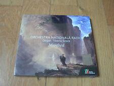 "Tiberiu Soare - Tchaikovsky : ""Manfred"" Symphony op.58 - Romanian Radio - CD"