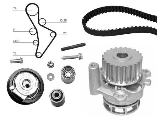 Pompe à eau et timing cam belt kit pour skoda octavia 2.0 rs