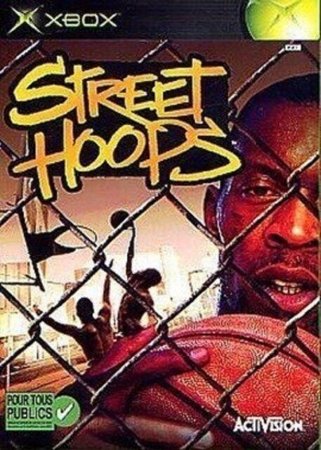 STREET HOOPS              -----   pour X-BOX  -----