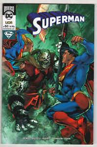 SUPERMAN n°50 variant - Dc - Lion