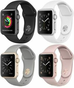 42mm Space Grey series 1 Apple Watch in