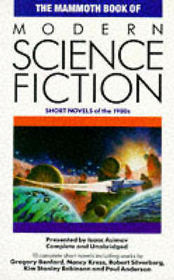 The Mammoth Book of Modern Science Fiction: Short Novels of the 1980's
